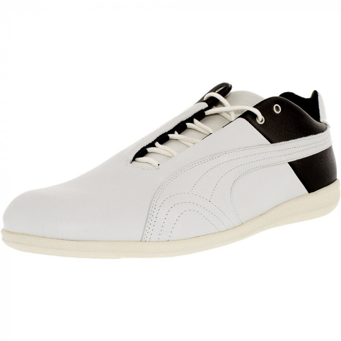 Puma barbati Future Cat Sf Premium 10 Mystic Blue-Moonless Night Ankle-High Tennis Shoe foto mare