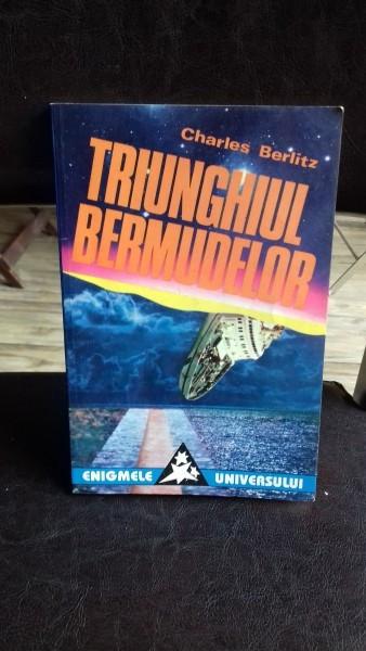 TRIUNGHIUL BERMUDELOR - CHARLES BERLITZ foto mare