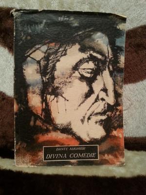 DIVINA COMEDIE (INFERNUL/PURGATORIUL/PARADISUL)-DANTE ALIGHERI foto