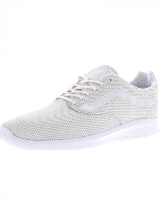 Vans Iso 1.5 Zephir Blue / True White Ankle-High Skateboarding Shoe foto mare