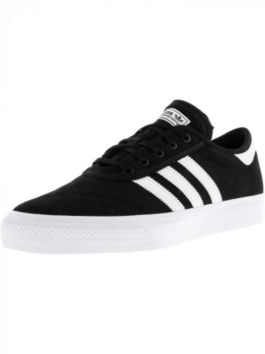 Adidas barbati Adi-Ease Premiere Core Black / Footwear White Gum4 Ankle-High Skateboarding Shoe