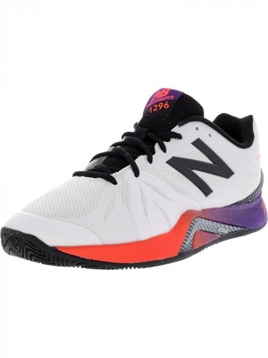 New Balance barbati Mc1296 P2 Ankle-High Tennis Shoe foto mare
