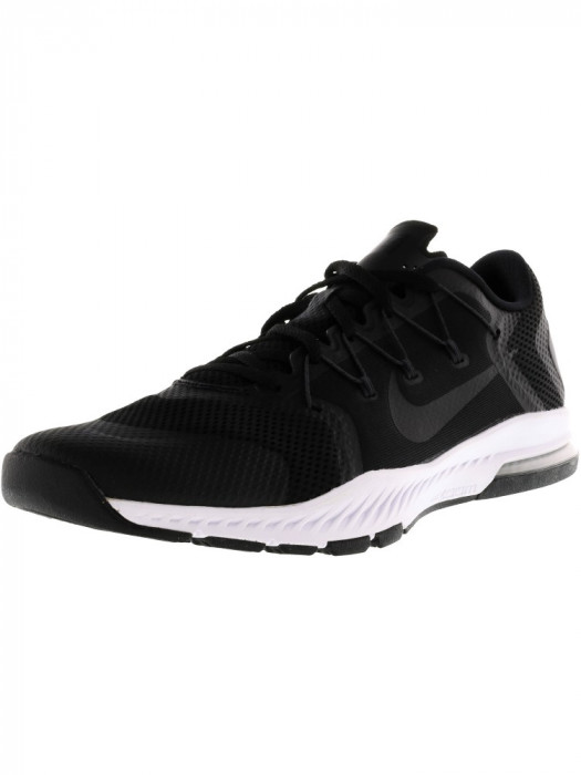 Nike barbati Zoom Train Complete Black / Anthracite-White Ankle-High Training Shoes foto mare