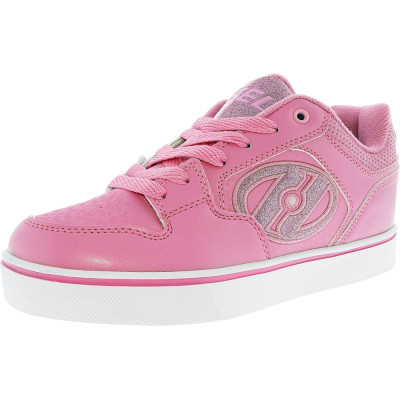 Heelys Motion Plus Light Pink Ankle-High Skateboarding Shoe foto