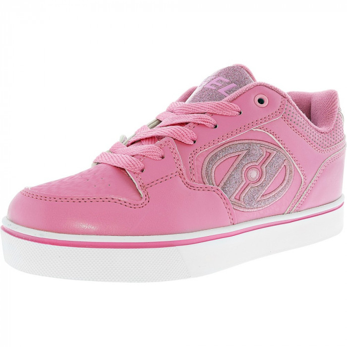 Heelys Motion Plus Light Pink Ankle-High Skateboarding Shoe