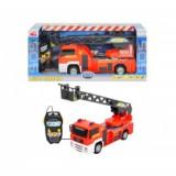 Masina de pompieri cu telecomanda