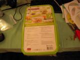 LOT de 7 caserole pentru pastrat/transportat alimente, SIGILATE