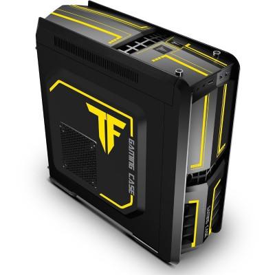 Calculator Gaming Kaby I5, Intel Core i5 7500 3.4GHz, 8GB DDR4, SSD 250GB, GT foto