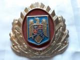 POMPIERI - INSEMNE MILITARE - CUC DE CASCHETA - UTILIZATE DUPA ANUL 1990