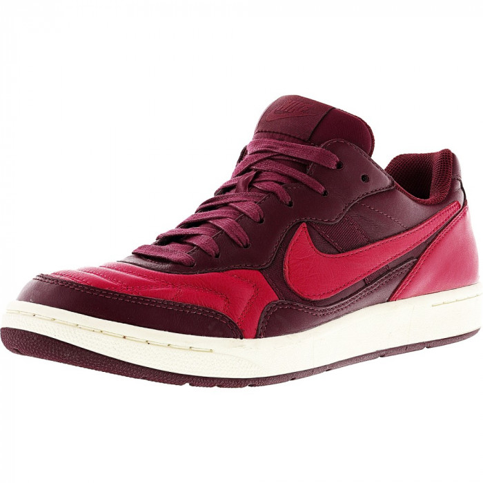 Nike barbati 631689 600 Ankle-High Leather Fashion Sneaker
