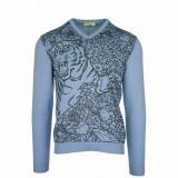 Pulover Versace Jeans, M, Albastru