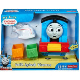 Set Thomas & Friends Set Locomotive pentru baie, Fisher Price