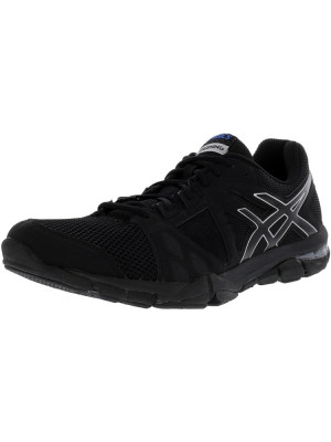 Asics barbati Gel-Craze Tr 3 Onyx / Black White Ankle-High Running Shoe foto