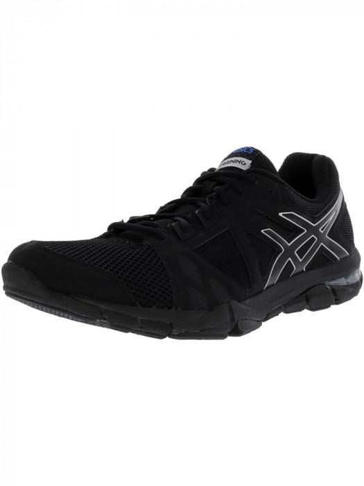 Asics barbati Gel-Craze Tr 3 Onyx / Black White Ankle-High Running Shoe foto mare