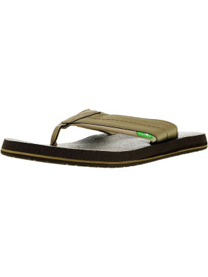 Sanuk barbati Beer Cozy 2 Brindle Ankle-High Sandal foto
