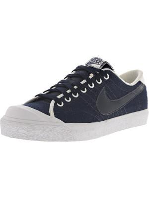 Nike barbati 417721 403 Ankle-High Canvas Fashion Sneaker foto