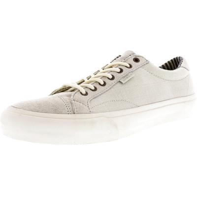 Vans barbati Court Dx Tanner Classic White / Marshmallow Suede Skateboarding Shoe foto