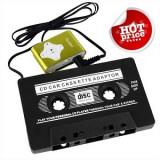 Caseta Adaptoare Auto Cu Mufa Jack +Un Mp3 Audio Pachet