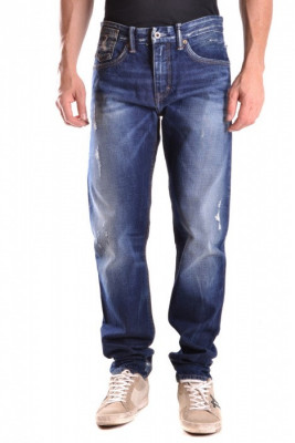 Jeans barbati Tommy Hilfiger Denim 102105 blue foto