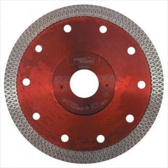 Disc diamantat pentru debitare placi ceramice, ultra subtire, 115x22.2 mm, Strend Pro KONER D71100 foto