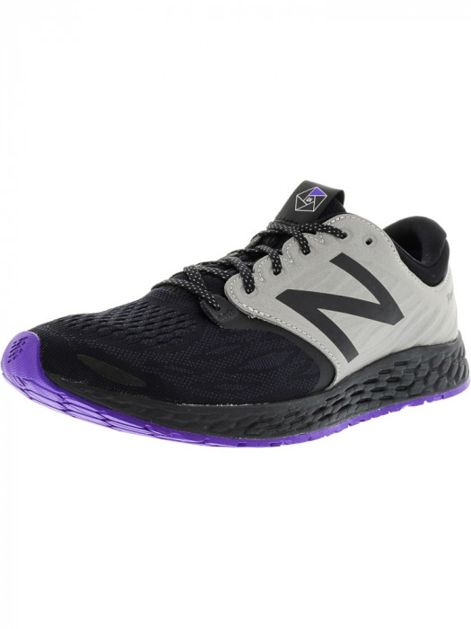 New Balance barbati Mzant Qu3 Ankle-High Mesh Running Shoe foto mare