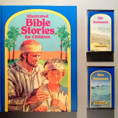 Illustrated Bible Stories for Children-Retold by Ray  Hughes