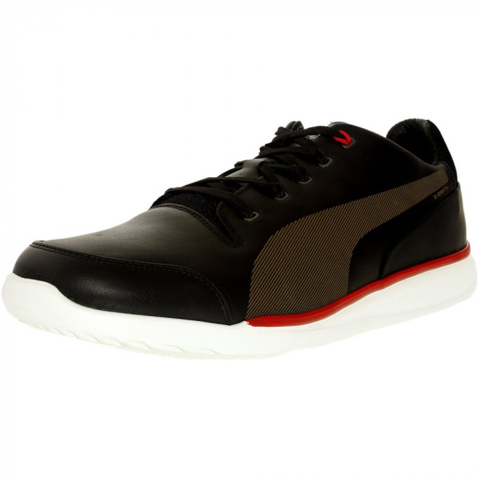 Puma barbati Titolo Sf Everfit+ Moonless Night/Rosso Corsa Ankle-High Walking Shoe