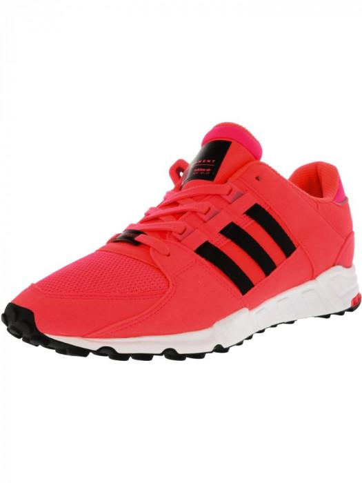 Adidas barbati Eqt Support Rf Turbo / Core Black Footwear White Ankle-High Running Shoe