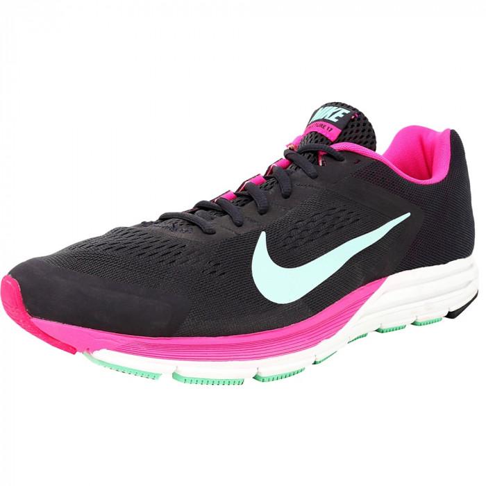 Nike barbati 615588 036 Ankle-High Fabric Running Shoe foto mare