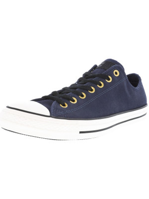 Converse Chuck Taylor All Star Ox Obsidian / Egret Black Ankle-High Fashion Sneaker foto