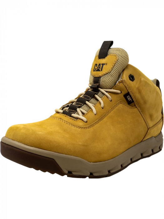Cat barbati Heatscape Gore-Tex Honey Reset High-Top Nubuck Boot foto mare