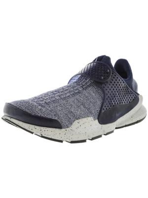 Nike barbati Sock Dart Se Premium Midnight Navy / Low Top Running Shoe foto