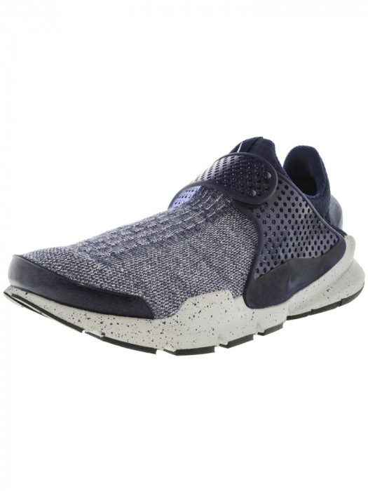 Nike barbati Sock Dart Se Premium Midnight Navy / Low Top Running Shoe