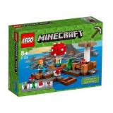 Insula Ciupercilor (21129), LEGO
