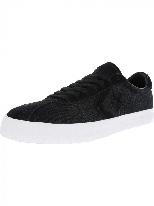 Converse Breakpoint Ox Black / White Ankle-High Fashion Sneaker
