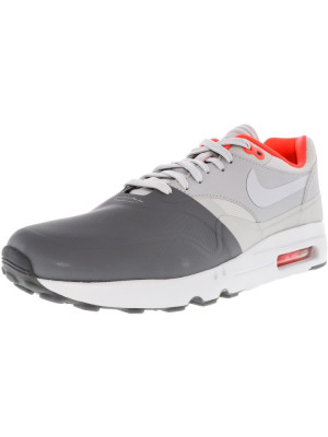 Nike barbati Air Max 1 Ultra 2.0 Se Dark Grey / Wolf Low Top Walking Shoe foto
