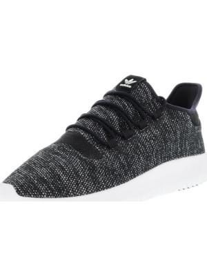 Adidas barbati Tubular Shadow Core Black / Utility Vintage White Ankle-High Running Shoe foto