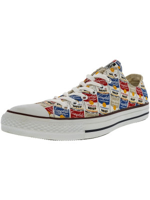 Converse Chuck Taylor Ox White Low Top Canvas Fashion Sneaker foto