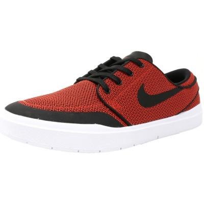 Nike barbati Stefan Janoski Hyperfeel Xt Max Orange / Black Ankle-High Skateboarding Shoe foto