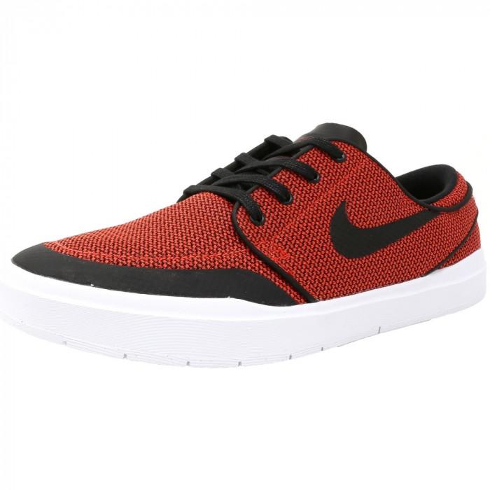 Nike barbati Stefan Janoski Hyperfeel Xt Max Orange / Black Ankle-High Skateboarding Shoe foto mare