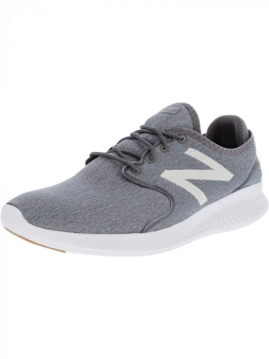New Balance barbati Mcoas Lp3 Ankle-High Suede Running Shoe