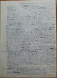 Manuscris al criticului si scriitorului Al. Piru , Perpetuum comic estival 1978