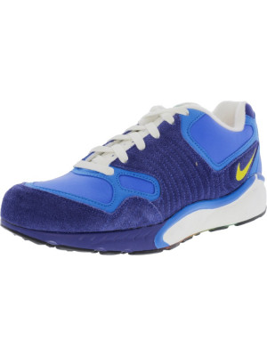 Nike barbati Zoom Talaria 16 Soar / Vivid Sulfur Ankle-High Running Shoe foto