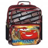Rucsac copii Cars McQueen Dragon Fireball, BTS