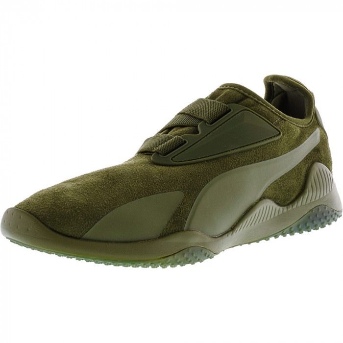 Puma barbati Mostro Hypernature Olive Night Ankle-High Fashion Sneaker