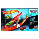 Pista City – Podul Periculos - Hot Wheels, Mattel