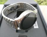 Smartwatch Vector Luna Silver, Otel inoxidabil, Argintiu