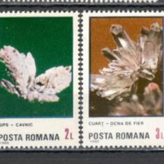 Romania.1985 Flori de mina  YR.804
