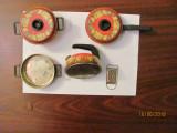 PVM - Lot 5 accesorii vechi pentru gatit / jucarii pentru copii