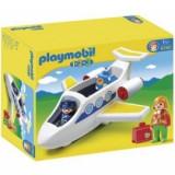 123 avion personal, Playmobil